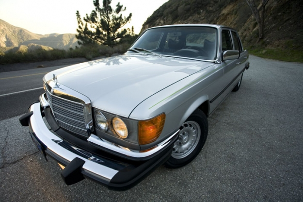 Mercedes motoring 1980 300sd turbo diesel sedan for 1980 mercedes benz 300sd