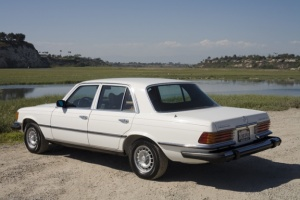 1980 300SD Turbo Diesel Sedan