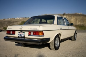 1984 300D Turbo Diesel Sedan