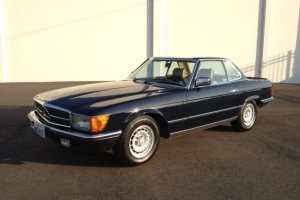 1984 500SL Roadster/Coupe
