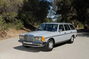 1985 280TE Gasoline Station Wagon