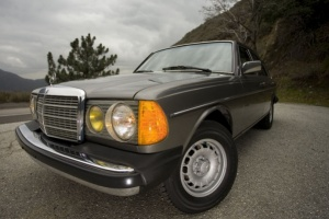 1983 300D Turbo Diesel Sedan