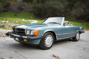 1989 560SL Roadster/Coupe