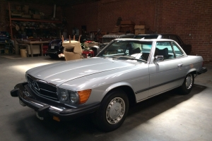 1975 450SL Roadster/Coupe