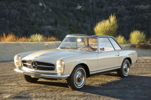 1965 230SL Roadster/Coupe
