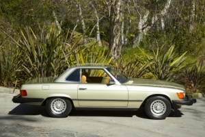 1980 450SL Roadster/Coupe