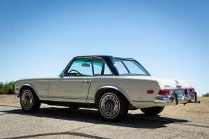 1968 280SL Roadster/Coupe