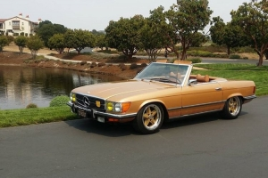 1973 450SL Roadster/Coupe