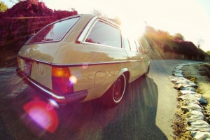 1979 250T Gasoline Station Wagon