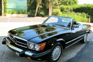 1988 560SL Roadster/Coupe