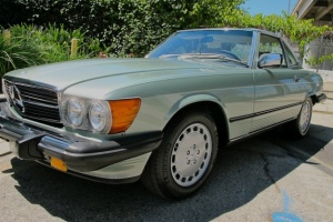 1987 560SL Roadster/Coupe