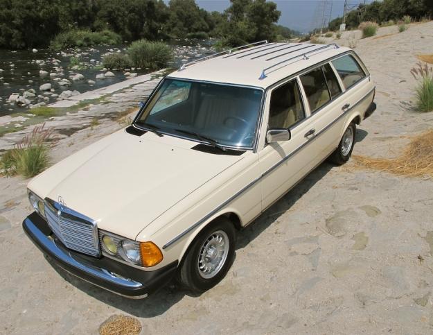 1984 mercedes wagon