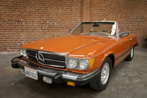 1978 450SL Roadster/Coupe